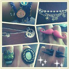 New Jewelry! <3