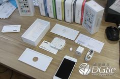 iPhone 5S gets unboxed early