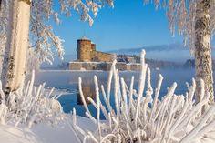 Jäälinna (The Frozen castle) #Savonlinna #Olavinlinna #Finland100 #landscapelovers #naturelovers #WinterWonderland #Frozen #WinterClassic #landscapephotography #Winterland #SnowHour #PhotoHour #VisitFinland #photoby Kimmo Makkonen - Satu Karlin (@KarlinSatu)   Twitter
