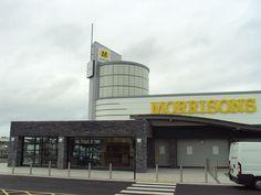 New Morrisons Supermarket (before first opening), High Street, Saltney, Flintshire - DSC08079 - Morrisons - Wikipedia Find Hotels, Hotels Near, Premier Inn, Fort William, Newquay, Morrisons, Park Hotel, United Kingdom