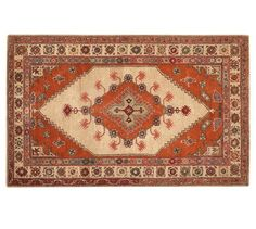 """Apparently no longer available from them but you can get a """"swatch"""".  Might be available somewhere else.    Sahara Persian-Style Rug, 5X8', Orange Multi"""