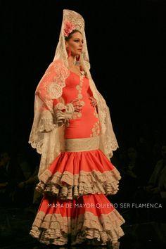 MAMA DE MAYOR QUIERO SER FLAMENCA - ELENA RIVERA - Página 29 de 131 - Todo sobre Moda Flamenca