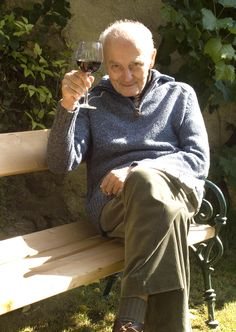 Senior With Redwine (Stock Photo By wgroesel) [ID: 943080] - stock.xchng