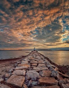 Spring Point Lighthouse, South Portland, Maine.