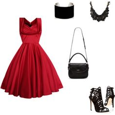 v-day hot date http://thefashiondictionary.com/tiona/5-valentines-day-looks-for-all-levels-of-your-love-life/