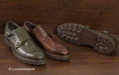 Scarpe eleganti con suole vibram a partire da 145  #lucacalzature #shopping #shoes #man  Www.lucacalzature.it