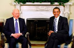 Obama Praises Singapore's 'Remarkable Leader' as a Visionary — but Lee Kuan Yew Also Was Feared, Cracked Down on Freedoms - http://lincolnreport.com/archives/616795