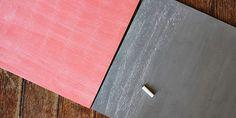 Napravite boju u svim nijansama po kojoj možete pisati kredom