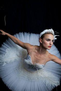 Black Swan NATALIE PORTMAN. I've been a fan ever since she saved the galaxy.