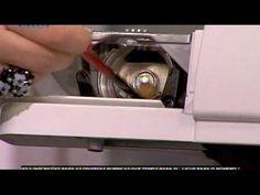 Como fazer a manutenção da máquina de costura - Costura com Riera Alta - YouTube