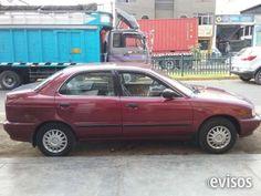 SE VENDE AUTOMOVIL MODELO : SUSUKI BALENO AÑO : 1998 MECANICO COMBUSTIBLE: GASOLINA DOCUME .. http://lima-city.evisos.com.pe/se-vende-automovil-modelo-susuki-baleno-id-612424