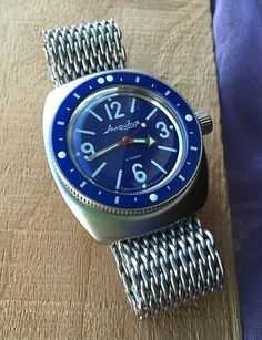 Vostok amphibia 090 mod