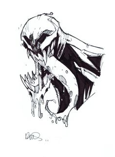 Venom by Humberto Ramos
