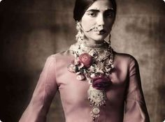 by paolo roversi for vogue italia january 2013