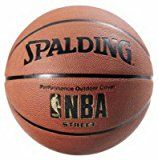 """⚽ #5: Spalding NBA Street Basketball - Official Size 7 (29.5"""") #ad #Fitness"""