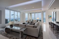 Luxury Penthouse by Willoughby Construction
