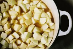apple butter image