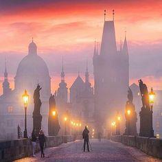 Prague   #prague #travel #beautifuldestinations #visit #vacation