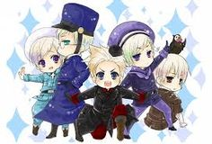 I love the Nordics =3