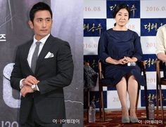 Cha In-pyo and Ra Mi-ran join 'Suited Gentlemen in Yanggye-dong' as a married couple