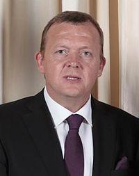 Lars Løkke Rasmussen, the Prime Minister of Denmark since 2015