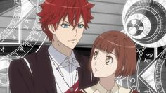 Dance with Devils Lindo | Shiki, Rem, Urie, Mage - 2.: Lindo & Ritsuka
