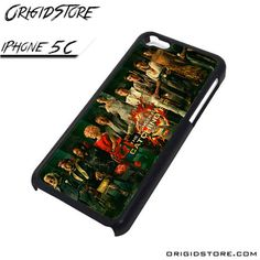 The Hunger Games: Catching Fire Phone case. I really want this but I don't have  an iphone 5