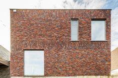 Vandersandengroup Study Inspiration, Bricks, Garage Doors, Landscape, Detail, Architecture, Outdoor Decor, Design, Home Decor