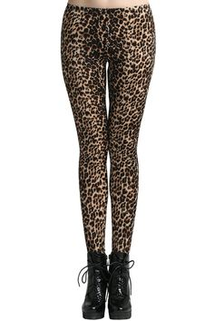 """""""Leopard"""" Ankle-length Leggings. Description Leggings, featuring ankle length cut, leopard print throughout, a stretchy waist and all in a soft-touch stretch finish. Fabric Nylon,Spandex Washing 40 degree machine wash, do not bleach , do not tumble dry, do not dry clean. #Romwe"""