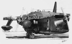 Fairchild AC-119K Stinger by Rajaahsani ...