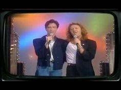 Umberto Tozzi & Raff - Gente di Mare 1987 - YouTube