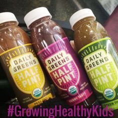 The whole family – yep, both adults and kids! - can drink organic greens for change! With each purchase of the nutrient-packed @DrinkGreens #HalfPint, 10¢ is donated to @WholeKids to support better nutrition in schools – like gardens, salad bars, and educational programming! #GrowingHealthyKids #ad