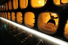 This capsule hotel located in Kyoto, Japan takes efficiency to a new level. Guests are given seven hours to sleep, one hour to shower and an hour to relax, then it's out the door so the next guest can sleep. Fine linens and complimentary slippers make this a luxury option in the capsule hotel market.