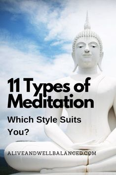 11 Types of Meditation-Which Style Fits You This list can be used as a base to help you choose which type of meditation fits your needs or goals. Feel free to blend different types of meditation together or Meditation For Anxiety, Best Meditation, Meditation For Beginners, Meditation Benefits, Meditation Quotes, Meditation Techniques, Chakra Meditation, Meditation Music, Mindfulness Meditation