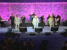 """Rance Allen Group singing """"Holy One"""""""
