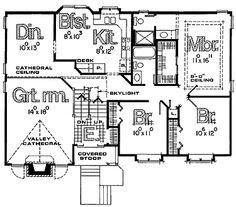 remodeling split foyer | DECK DESIGNS FOR SPLIT FOYER HOMES « Floor ...