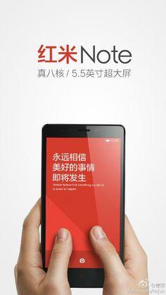 RED RICE NOTE 小米手机的微博