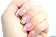 how to dotting tool nail art