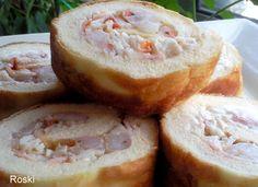 Roski-cocina y algo mas-Yus: Brazo de Gitano Salado Dukan apto desde  Crucero