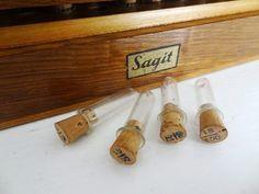 Boley watchmaker vials   Attic Antics