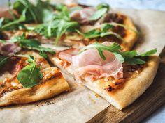 Kvásková pizza - Zo srdca do hrnca Hawaiian Pizza, Vegetable Pizza, Tacos, Vegetables, Ethnic Recipes, Food, Essen, Vegetable Recipes, Meals