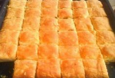 See related links to what you are looking for. Pita Recipes, Greek Recipes, Desert Recipes, Greek Sweets, Greek Desserts, Greek Pastries, Bread And Pastries, Cookie Dough Pie, Food Network Recipes