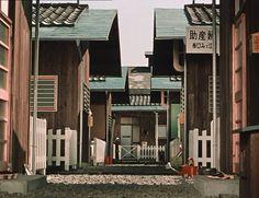 Ozu Teapot : Photo Yasujiro Ozu, The Criterion Collection, Japanese Film, Cinema Film, Cartoon Tv, Cinema Paradiso, Film Director, Film Stills, Short Film