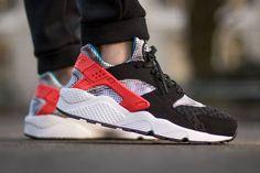 "Nike Air Huarache FB ""Hypervenom"" - SneakerNews.com"