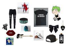 """day with michael"" by corpseskeleton ❤ liked on Polyvore featuring art"