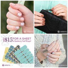 More beautiful nail wraps jamazingjammers.jamberrynails.net