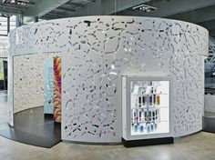 Plexiglas® 3D Wall Surfaces PLEXIGLAS® Mineral BV by GRUPPO SOGIMI