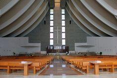 Gallery of The Santuary of Santa Paulina / HS Arquitetos - 7