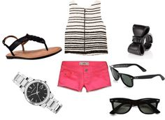 """""""walk downtown"""" by madidirectioner on Polyvore"""