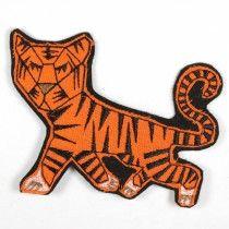 Aufnäher Tiger Baldur